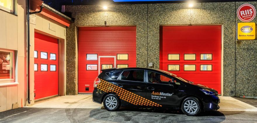 Nordkapp Auto har helprofilert sin første bil