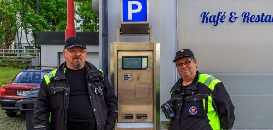 Vil øke stillingsprosenten for parkering