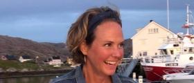 Erica Haugli skal skåle for Joe Biden