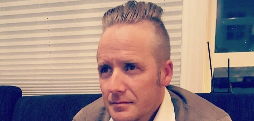 Brynjar Strand Rasmussen ny sjef for Scene Finnmark