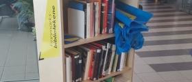 Flyplassbibliotek på alle lufthavnene i Finnmark