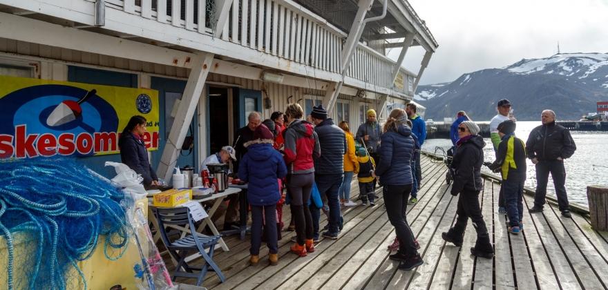 Nordkappfestivalen i år er usikker