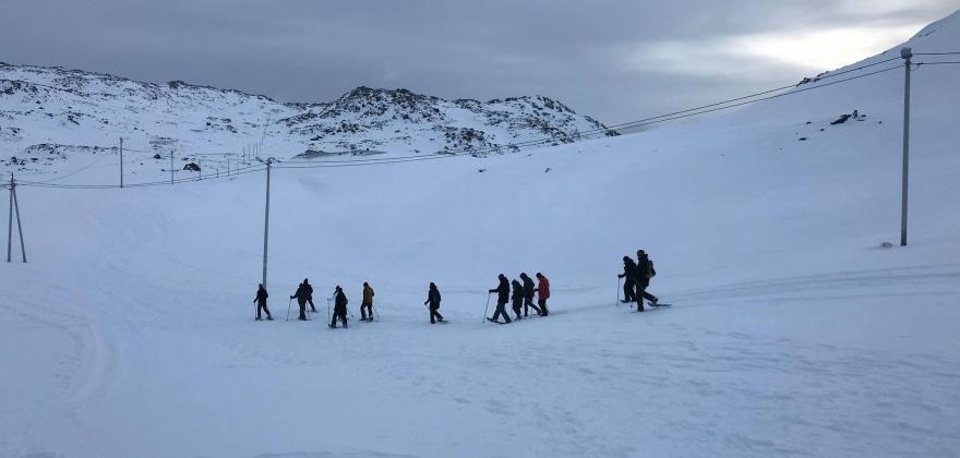 Mener det som skjer i Honningsvåg med vinterturisme er spennende