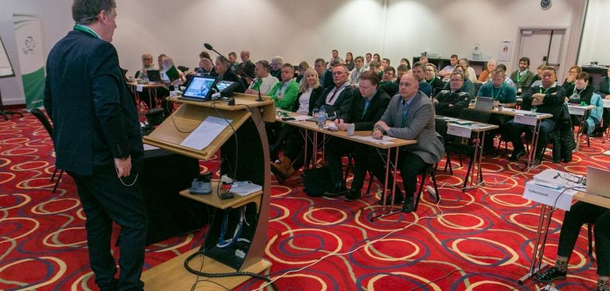 Alta er størst på nominasjonsmøtet i Finnmark Sp
