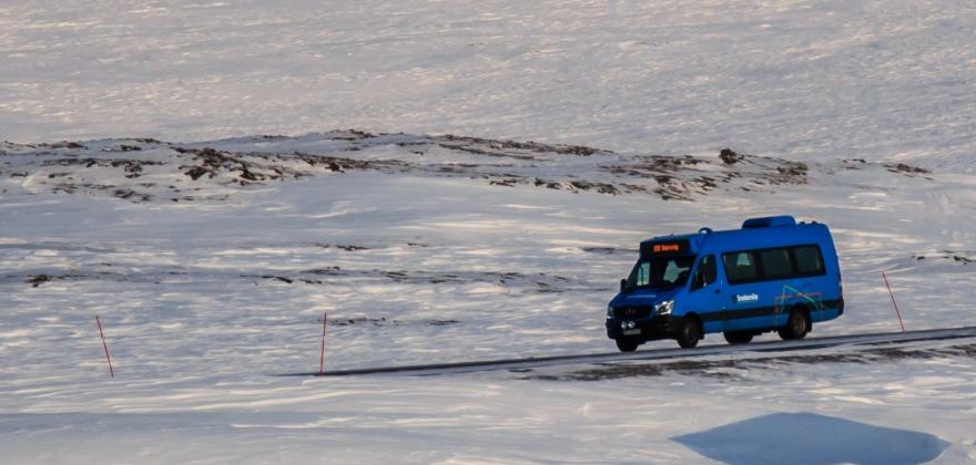 Entreprenører skal bruke mindre salt på veiene vinterstid