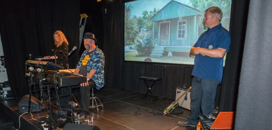 Bluesland i Honningsvåg
