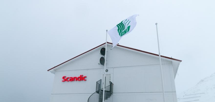 Scandic Bryggen er svanemerket