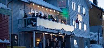 Winter Gamles arrangert i Honningsvåg – se bildene