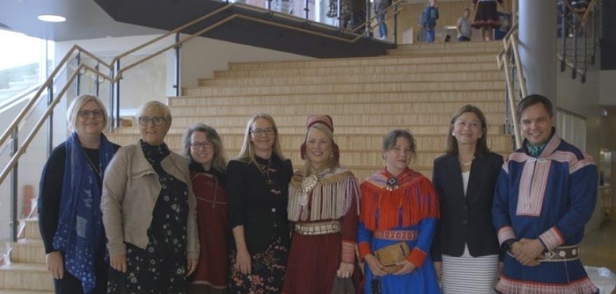 Møter et behov for samiske sykepleiere