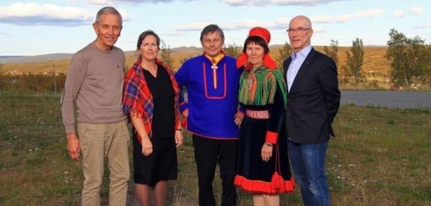 Ny samisk bibel på Samefolkets dag