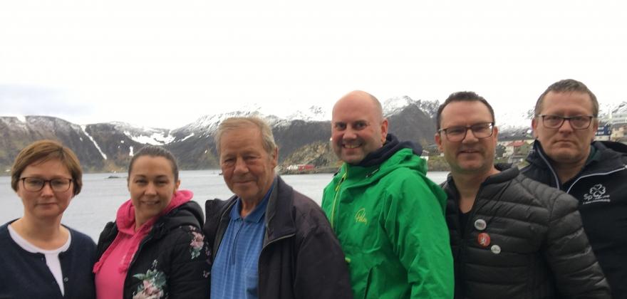 Lokal kontroll over Nordkapp