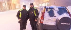 Parkeringsvaktene i drift