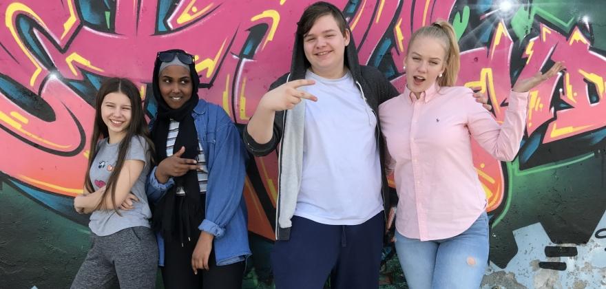 Valgt styre for barne- og ungdomsfilmfestivalen