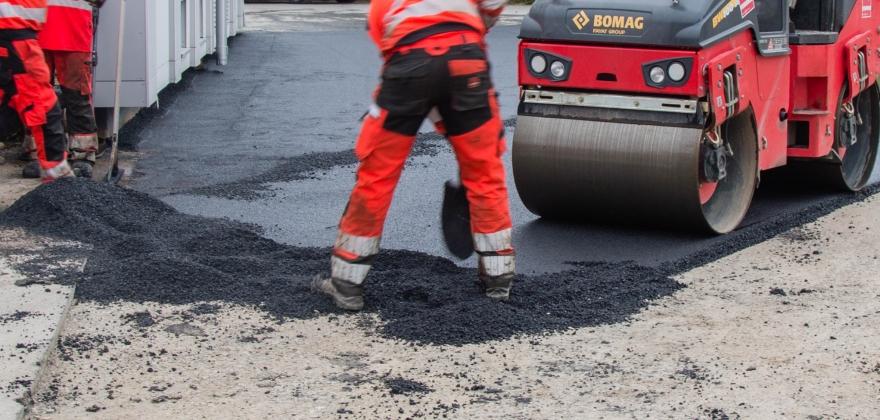 Ikke ny asfalt på fylkesvegene i Nordkapp