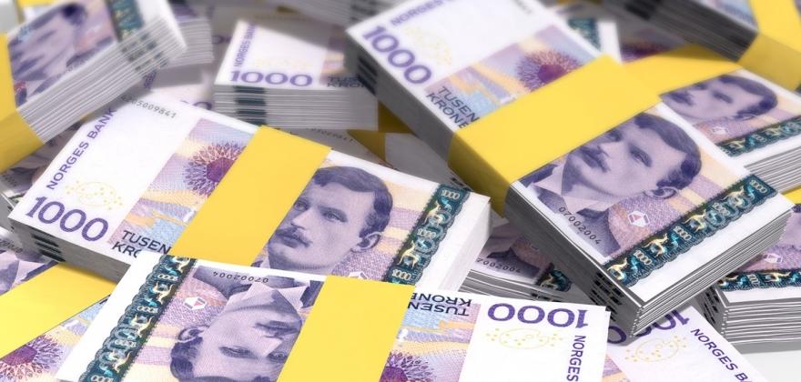 Penger til den nye kommunen Hammerfest og Kvalsund