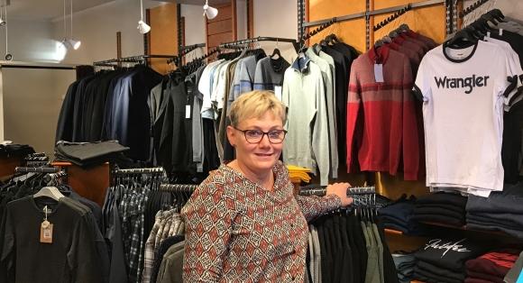 Linda Hansen begynte som 10-åring hos Karl A Hansen
