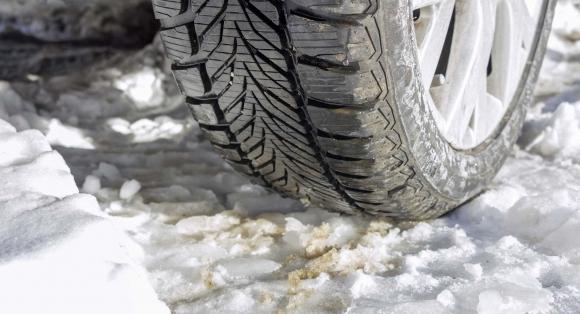 Har vært trafikkuhell i nord på grunn av vinterlige forhold