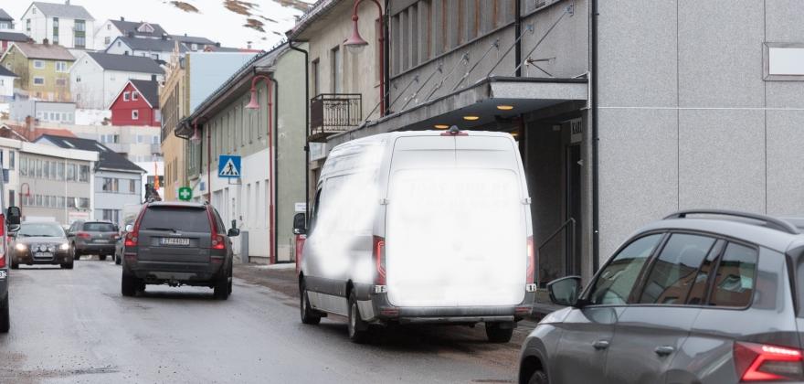 Innleder samarbeid med Hammerfest om parkering