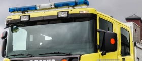 Brannvesenet rykket ut til Nordvågen barnehage