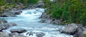 Trolig vårflom i elver i Nord-Norge