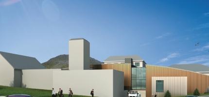 Forprosjekt for ny sv�mmehall ble presentert