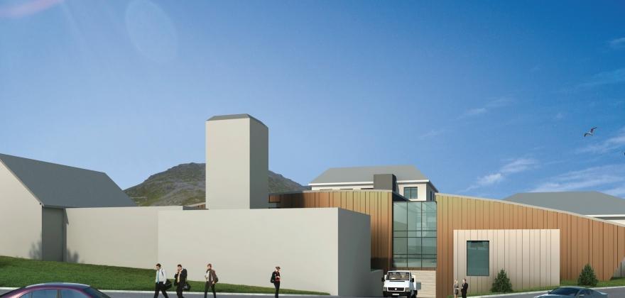 Forprosjekt for ny svømmehall ble presentert