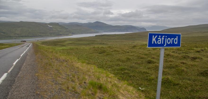 Ta ansvar - ikke kjør i vått terreng