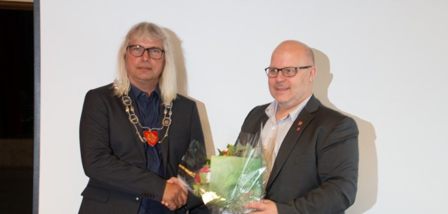 Alf Normann Hansen SV ny ordfører i Gamvik