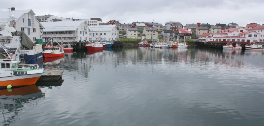 Nordkapp fortsatt størst i antall fiskere og båter
