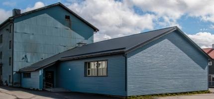 Feilen rettet ved Honningsvåg svømmehall