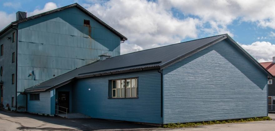 Svømmehallen stenger for renovering