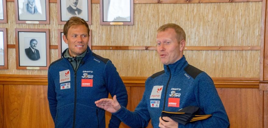 Åtte lag fra Tour de France til Finnmark