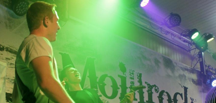 Mener Moillrock stjal showet