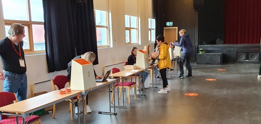 Høyres dårligste valg i Finnmark etter krigen