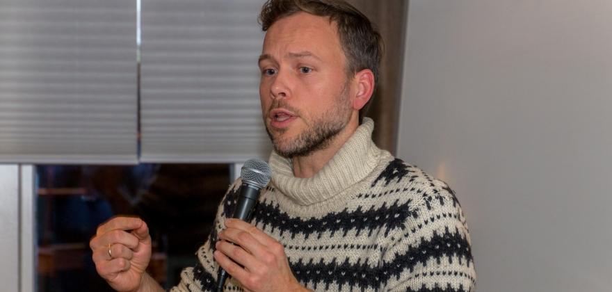 SV-lederen mener resten av landet har sympati med Finnmark
