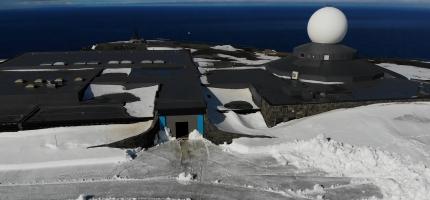 Nordkapphallen blir stengt på mandag