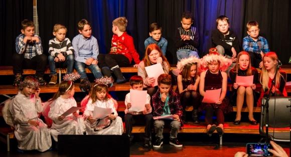 Kulturskolens juleavslutning i Honningsvåg