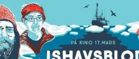 Førpremiere på Ishavsblod i Honningsvåg