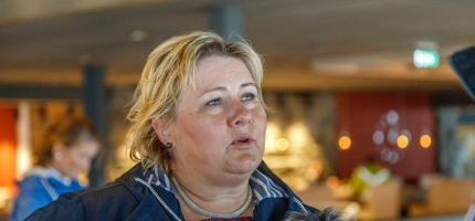 Statsministeren: Finnmark bør møte