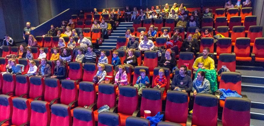 Utsetter barne- og ungdomsfilmfestivalen