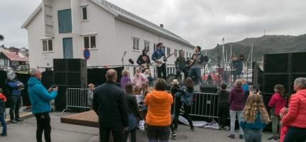 Festivalstøtte fra fylkeskommunen