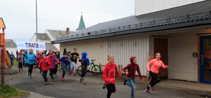 Skolejoggen 2018 – se bildene
