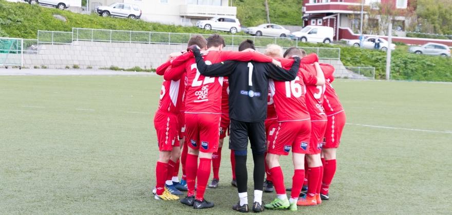 Fotballferien over for seniorspillerne