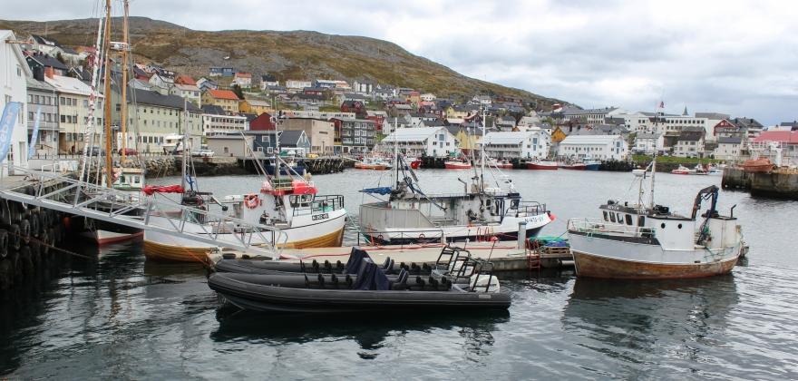 Tilskudd til maritime bedrifter