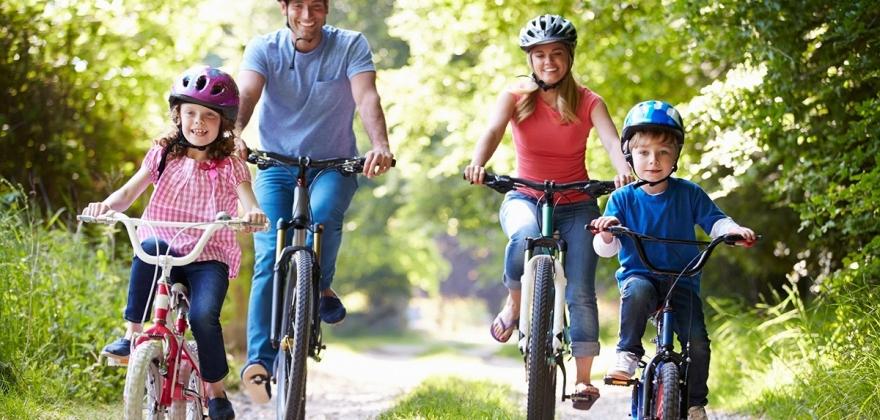 Å sykle til jobben reduserer risiko for sykdom med opptil 46 prosent