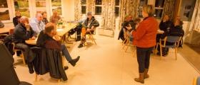 Møte om fiskeri i Porsanger