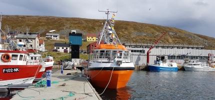 Søker skipper til ungdomsfiske