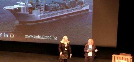 Mye snakk om Johan Castberg og Veidnes p� konferanse