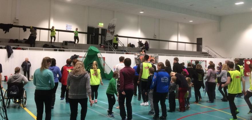 26 millioner til idrettsanlegg i Finnmark