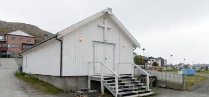 Har utsatt bygging av bårehus